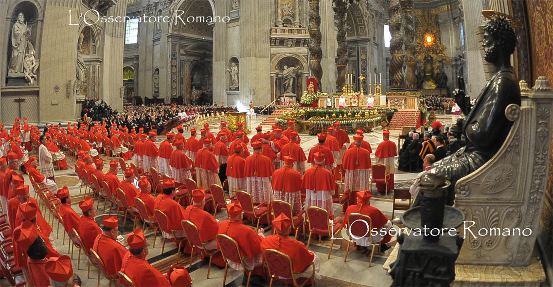 Papal Conclave – Update March 6